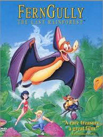 Editor, Ferngully: The Last Rainforest